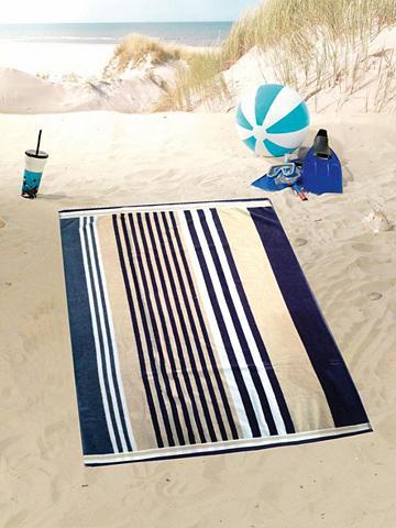 Paplūdimio rankšluostis Gözze »Feine S...