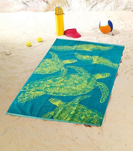 Paplūdimio rankšluostis Gözze »Schildk...