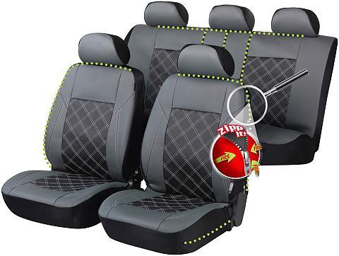 WALSER Automobilių sėdynių užvalkalai »ZIPP I...