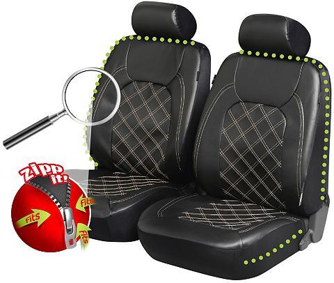 Automobilių sėdynių užvalkalai »ZIPP I...