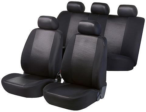 WALSER Automobilių sėdynių užvalkalai »Shiny ...