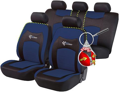 WALSER Automobilių sėdynių užvalkalai »ZIPP-I...