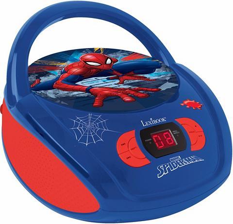 LEXIBOOK CD Grotuvas su Radio »Ultimate Spider ...