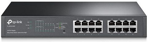 Po E »TL-SG1016PE 16-Port Gigabit Desk...