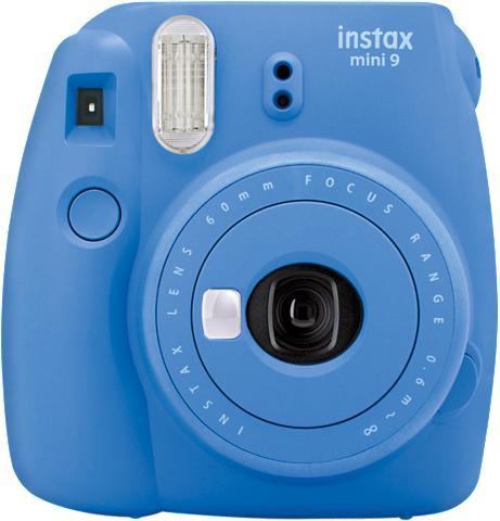 FUJIFILM Sofortbildkamera »instax mini 9 kobalt...