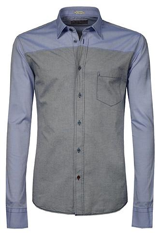 Trend: Patch-Oxfordhemd