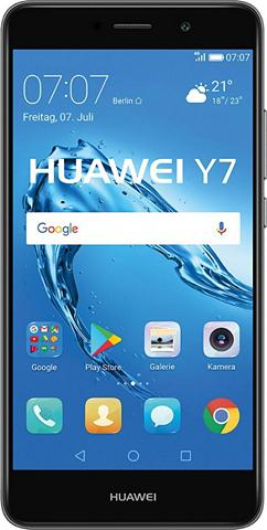 HUAWEI Y7 Dual SIM Išmanusis telefonas 14 cm ...