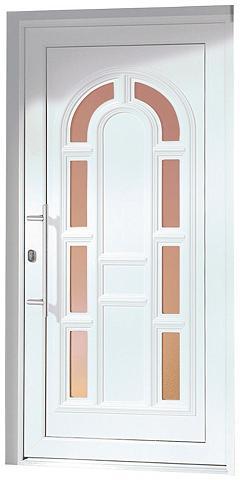 Plastikinės lauko durys »England« Bx H...