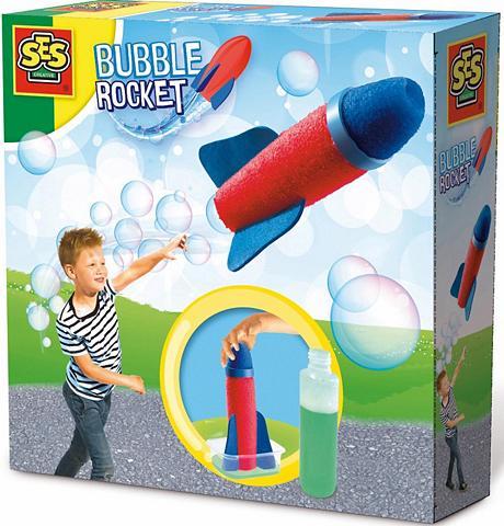 SES CREATIVE Muilo burbulai Rakete »Bubble Rakete«