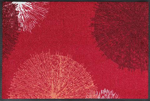 WASH+DRY BY KLEEN-TEX Durų kilimėlis »Firework« wash+dry by ...