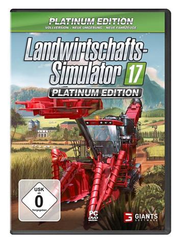 PC - Spiel »Landwirtschafts-Simulator ...