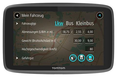 TOMTOM Sunkvežimių navigacinė sistema »GO Pro...