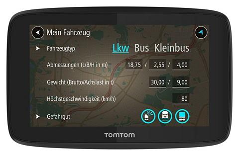 TomTom LKW-Navigationsgerät »GO Professional ...