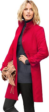 CLASSIC INSPIRATIONEN Trumpas paltas švelnus wie Wolle