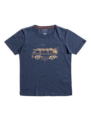 Marškinėliai »Happy Van Slub«