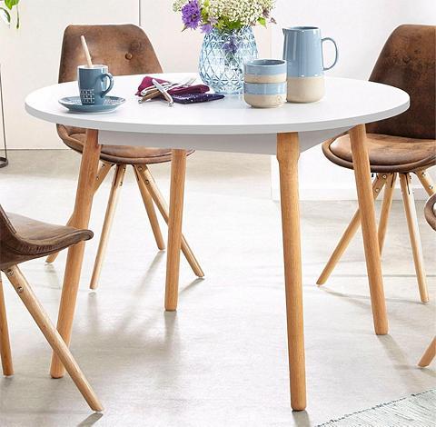 Valgomojo stalas skersmuo 110 cm