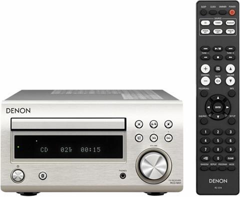 DENON RCD-M41DAB -Kanal Audio-Receiver (CD-P...