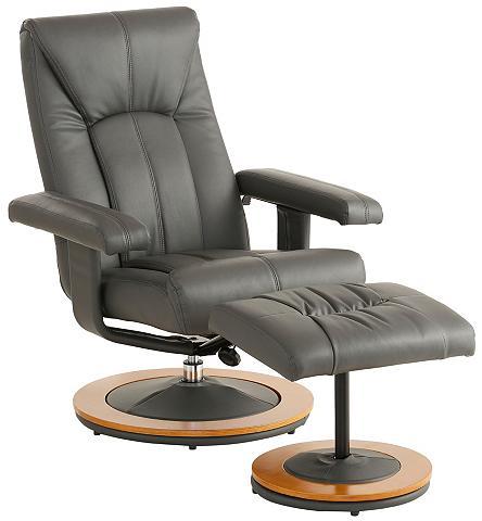DELAVITA Atpalaiduojanti kėdė & Kojų kėdutė »Co...