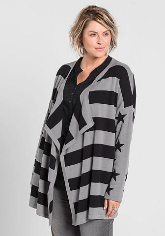 SHEEGO CASUAL Sheego Ilgas megztinis