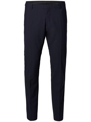 Kostiuminės kelnės im Crashed-Look