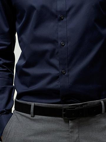 Siauras forma - marškiniai ilgomis ran...