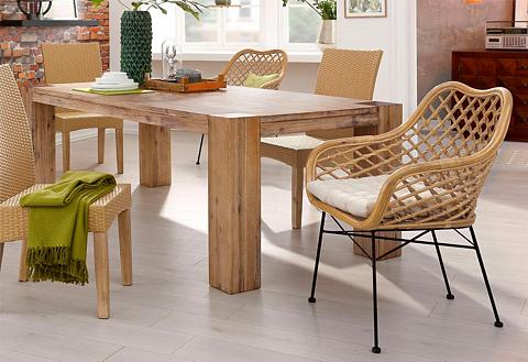HOME AFFAIRE Valgomojo stalas »Maggie« in 3 dydžiai...
