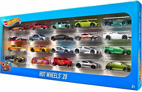 Hot Wheels Spielzeug-Auto »® 20er Geschenkset«