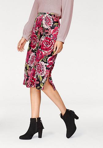 Satininis sijonas