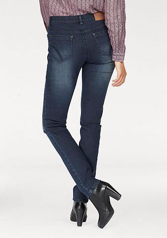 Siaurėjantys džinsai »