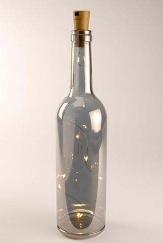 HOME AFFAIRE LED dekoracija »Flasche« (2 vnt. rinki...