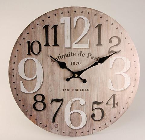 Sieninis laikrodis »PARIS«