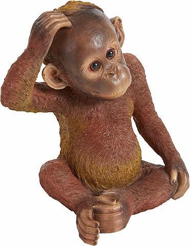 HOME AFFAIRE Dekoratyvinė figurėlė »Orangutan«