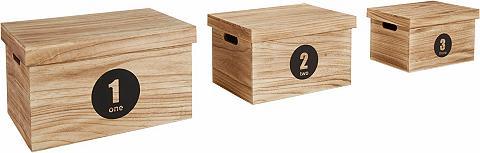 ANDAS Dėžučių rinkinys »123«