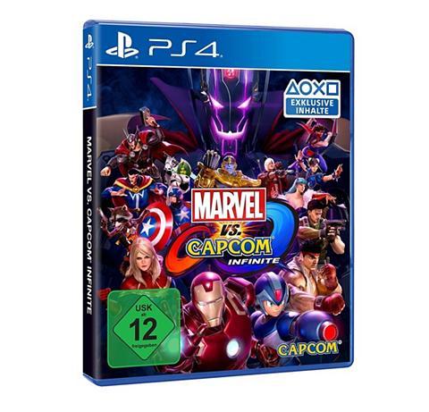 Playstation 4 - Spiel »Marvel vs Infin...