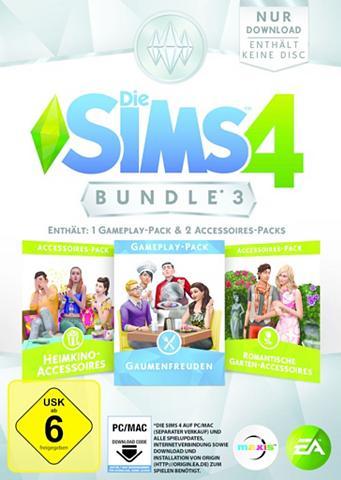 PC - Spiel »Die Sims 4 Bundle Pack 3«