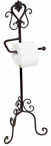 HOME AFFAIRE Toilettenpapierständer »Antik« juoda s...