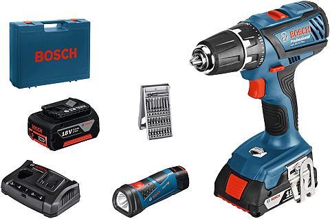 BOSCH PROFESSIONAL Elektrinis įrankių rinkinys »GSR 18-2-...