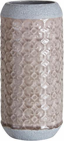 Vaza im Zement stilius