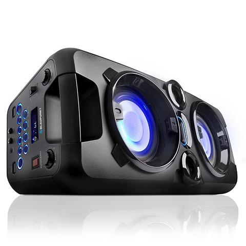 BLAUPUNKT Party Speaker Karaoke Anlage UKW Radio...