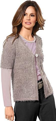 Megztinis iš flauschigem Spezialgarn