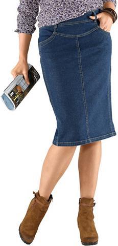 Džinsinis sijonas su raštas Vorderpass...