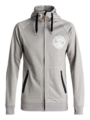 Funktionelles Zip-Up fliso »M&W«