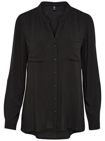 Lockeres marškiniai ilgomis rankovėmis...