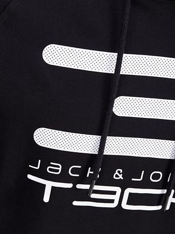 Jack & Jones Tech Logo- Sportinio stil...