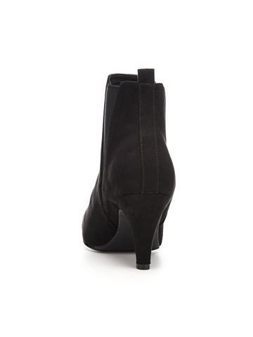 Flachabsatz-Chelsea- Ilgaauliai batai