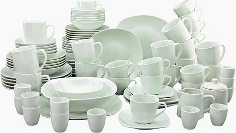 CREATABLE Crea Table servizas Porzellan 100 Teil...
