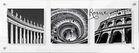 PREMIUM COLLECTION BY HOME AFFAIRE Paveikslas »Impressions of Rome«