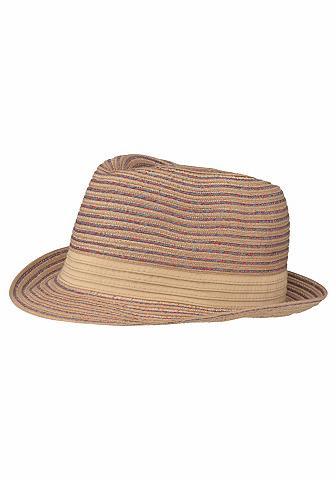 SEEBERGER šiaudinė skrybėlė