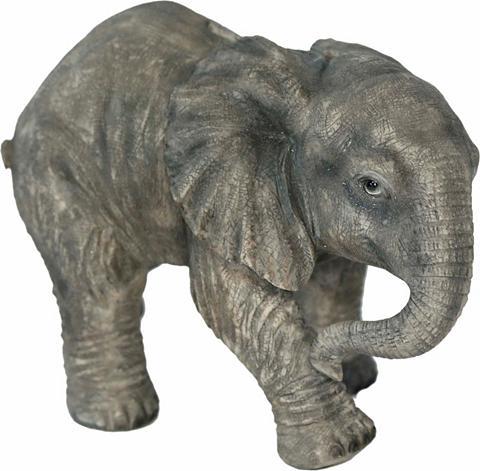 Home affaire Spardose »Elefant laufend Breite ca. 2...