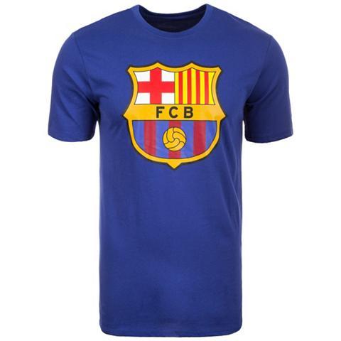 Marškinėliai »Fc Barcelona Crest«